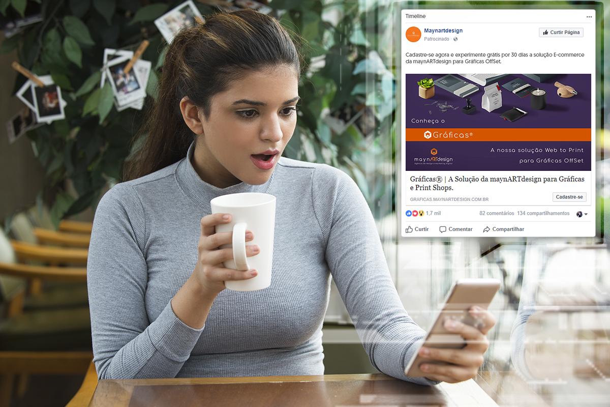 maynARTdesign | Social Mídia - Onde meu cliente passa a maior parte do tempo?