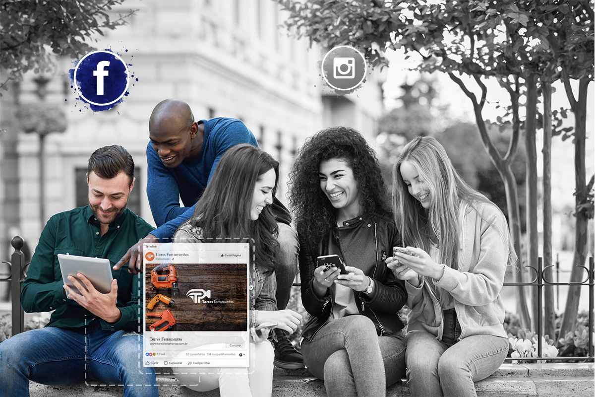 maynARTdesign | Social Mídia: Seguimentação do Público